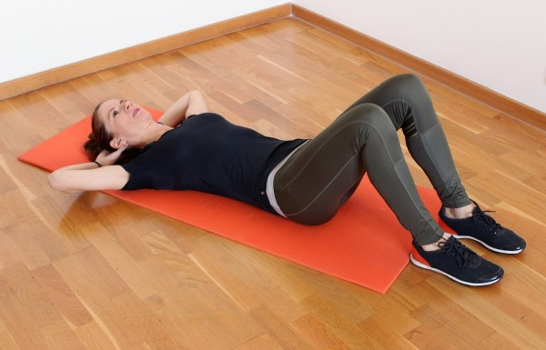 CRUNCHES, personal trainer course