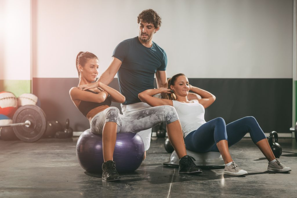 home study personal trainer course