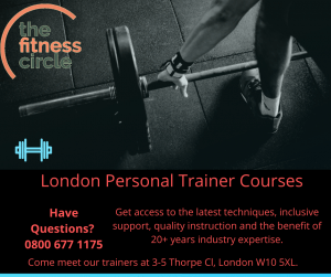 London Personal Trainer Courses
