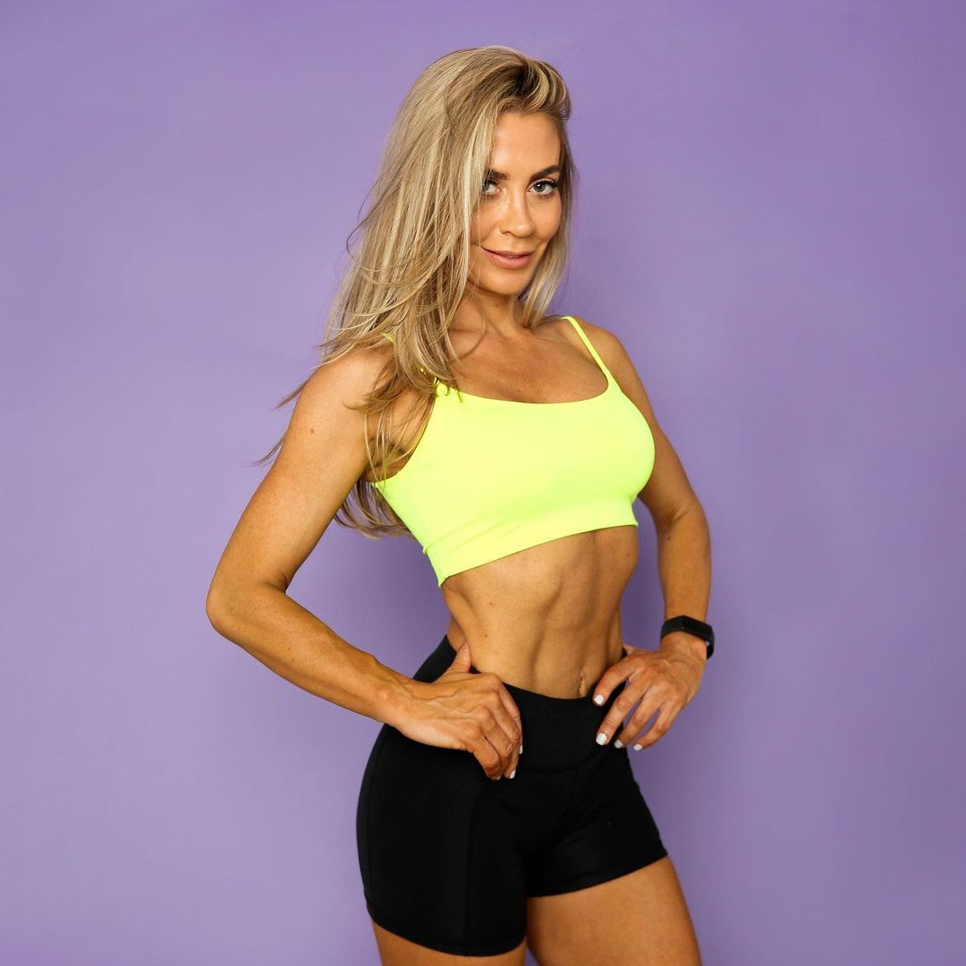 Helle Hammonds Celebrity Personal Trainer